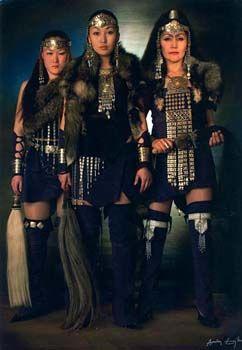 Yakut modern fashion
