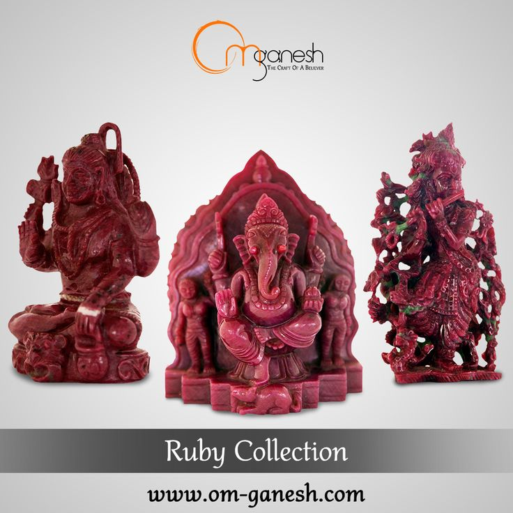 Each idol in our rich red #Ruby Collection shall bring to you powerful healing vibes of self-awareness, truth-recognition & self-actualization.