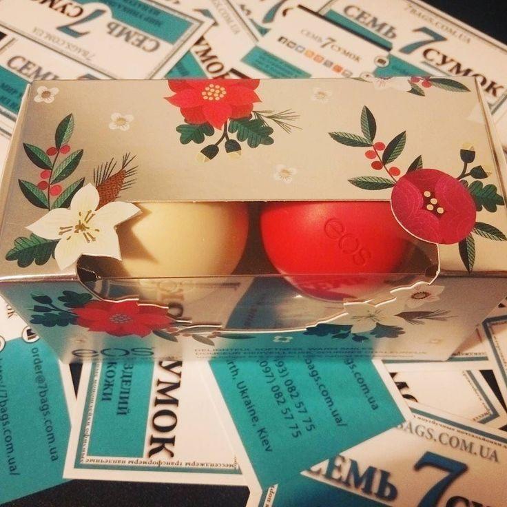Подарочный набор ваниль и зимняя ягодка от #семьсумок за 190грн для красоты ваших   7bags.com.ua