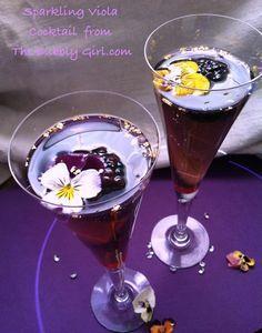 Starry Night  - creme de violette