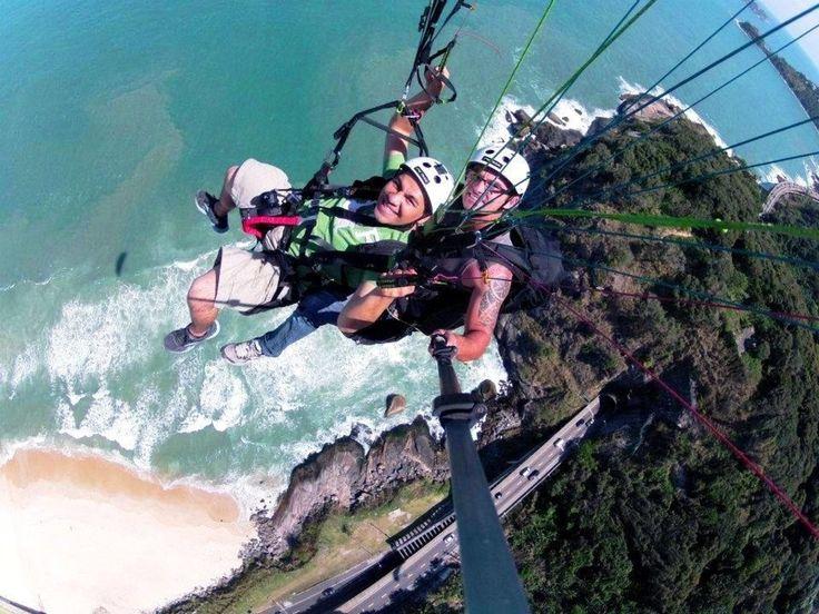 An Adventure Traveler's Guide To Rio De Janeiro - Brazil - The Culture Trip  Hang gliding |© courtesy of Rio Adventures tour operators