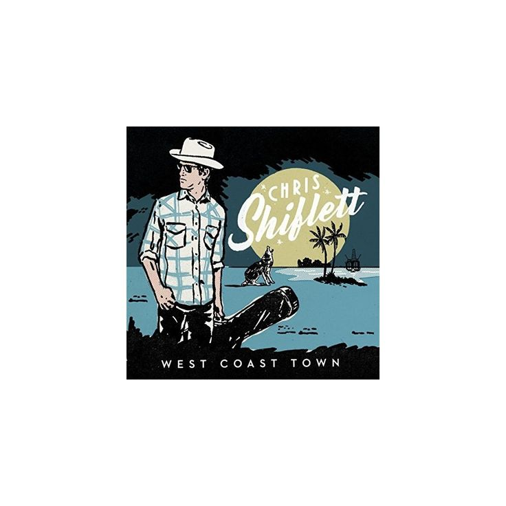 Chris Shiflett - West Coast Town (CD)