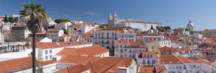 Sejour lisbonne #Vacancespascher #Portugal #Centreville