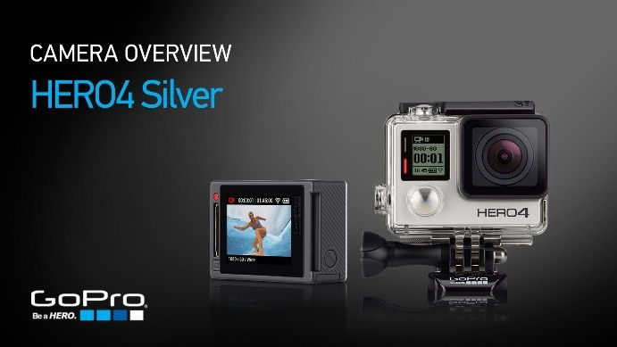 GNARBOX is doing a giveaway for a GoPro HERO4 SILVER Bundle. #gopro #hero4silver #camera #giveaway