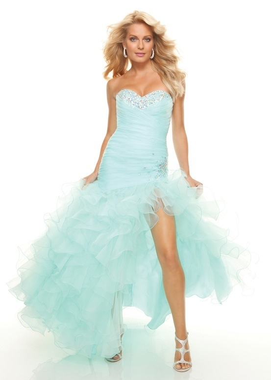 48 Best Neon Prom Dresses Images On Pinterest Cute