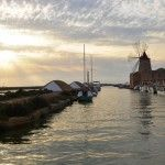 Sunset on the wind-mills and the salt-works close to Marsala - Sicily.  See our rental villas close to Marsala: http://www.dreamsicilyvillas.com/seaside-sicily-villas/page/3/