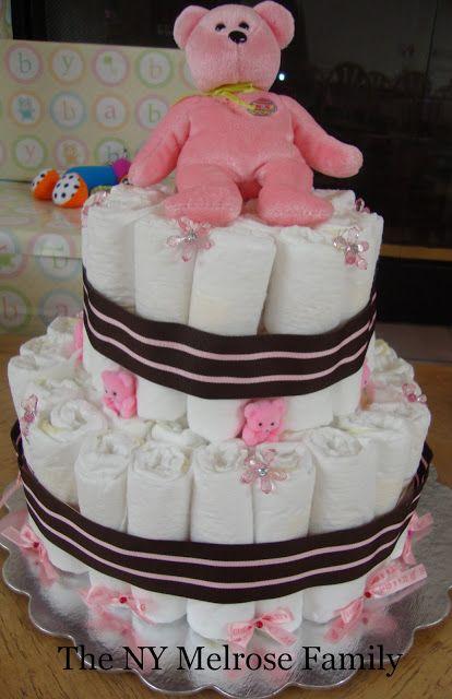 Teddy Bear Baby Shower | The NY Melrose Family