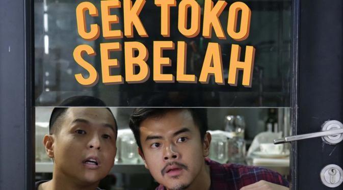 Malam Tahun Baru, Jokowi Nonton Cek Toko Sebelah di Bogor