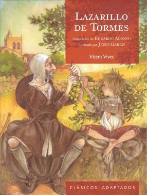 La vida de Lazarillo de Tormes y de sus fortunas y adversidades es una novela española anónima, escrita en primera persona y en estilo epistolar, cuya edición conocida más antigua data de 1554.