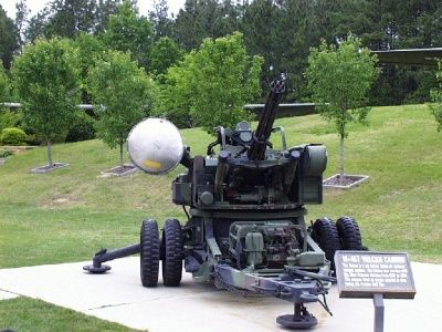 M-167 Vulcan Air Defense System (VADS) The weapon system I operated from 1984-1988 while with 3/4 ADA, 82nd ABN DIV.
