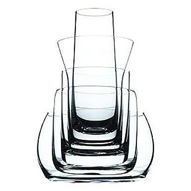 Joe Colombo  5 in 1 stacked glasses