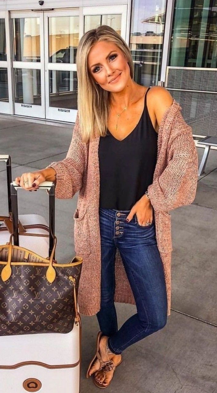 Cute casual fall outfit inspiration #style #fashionista #womenoutfits #outfitinspo  – Steilen