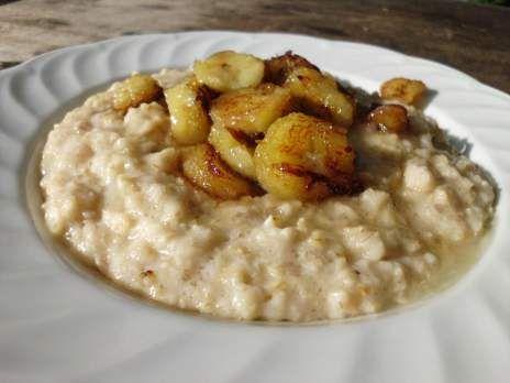 """Englisches Frühstück"", Porridge // Becky's Diner"