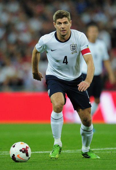 Steven Gerrard - England v Moldova - FIFA 2014 World Cup Qualifier