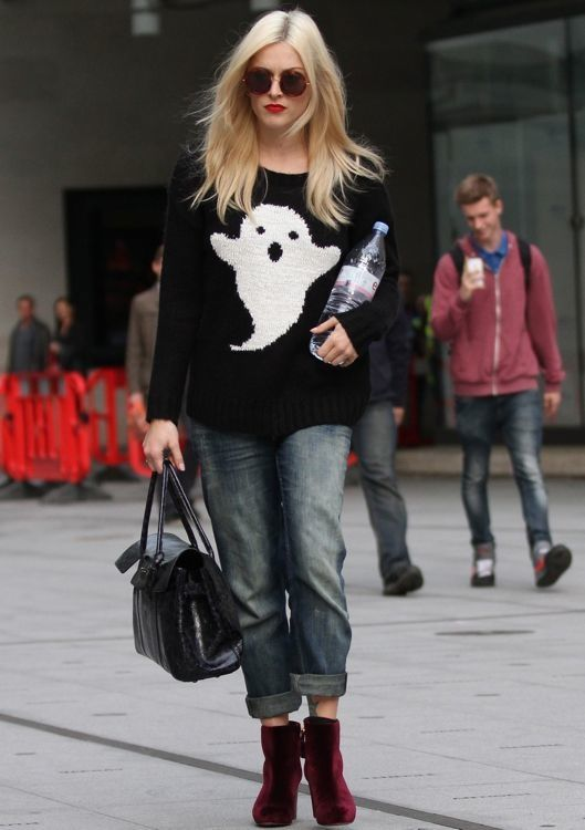 My obsession with Fearne Cotton continues