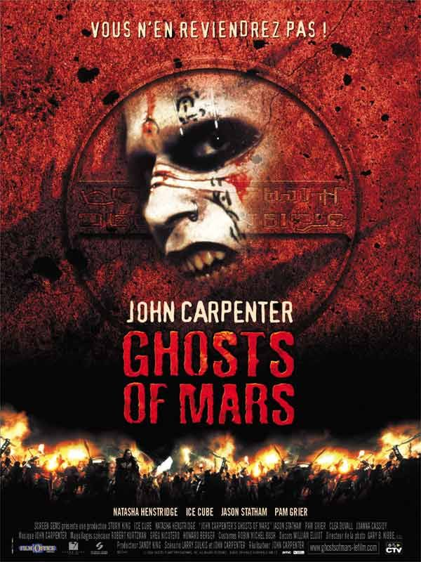 John Carpenters Ghosts of Mars - 2001 - great flick