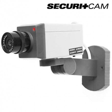 Cámara de Vigilancia Simulada Securitcam - Regalos al Mejor Precio