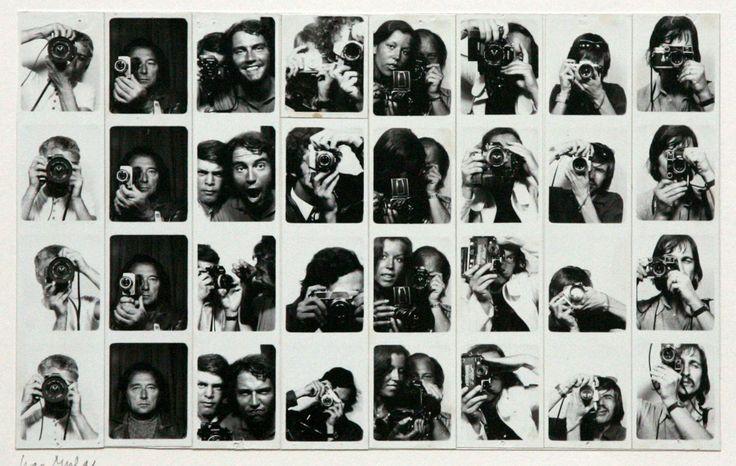 Nèura n. 8!     Franco Vaccari, Esposizione in tempo reale num. 4: Lascia su queste pareti una traccia fotografica del tuo passaggio (1972)