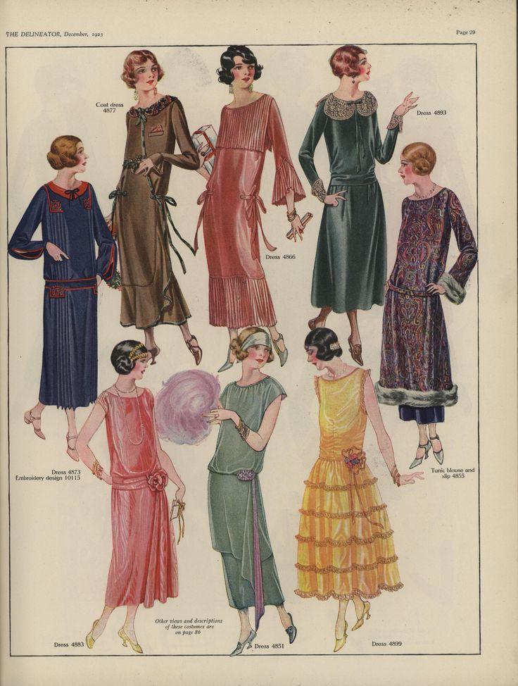 The Delineator (New York, NY, USA) Vol. 103 (Dec 1923), p.29