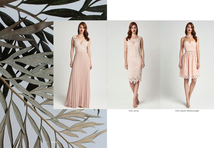 Forel Spring-Summer 17 | Beige Gowns