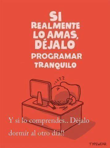 Todo programador lo necesita!