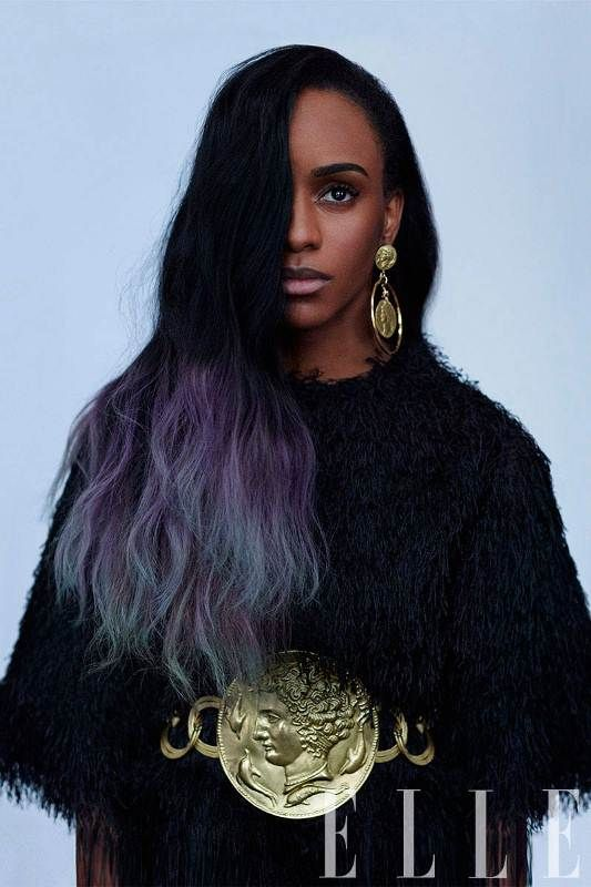{Grow Lust Worthy Hair FASTER Naturally} ========================== Go To: www.HairTriggerr.com ========================== I Love This Edgy Look!!!! -Angel Haze Elle May 2014