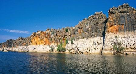 Geike Gorge, The Kimberly Western Australia