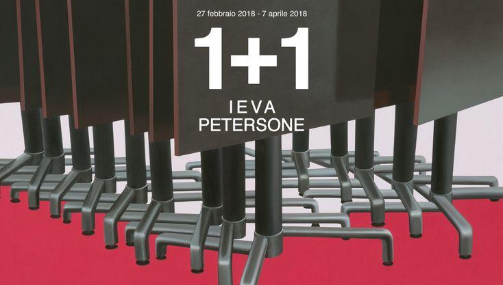 UNO+UNO | Ieva Petersone + Dimitri Agnello - M77Gallery - Msettantasette