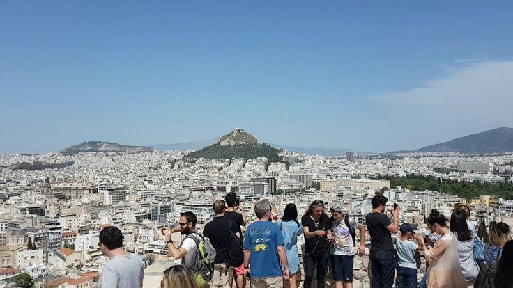 Греция, Афины, наша любовь! Спасибо Афинам они раскрылись с другой сторо...