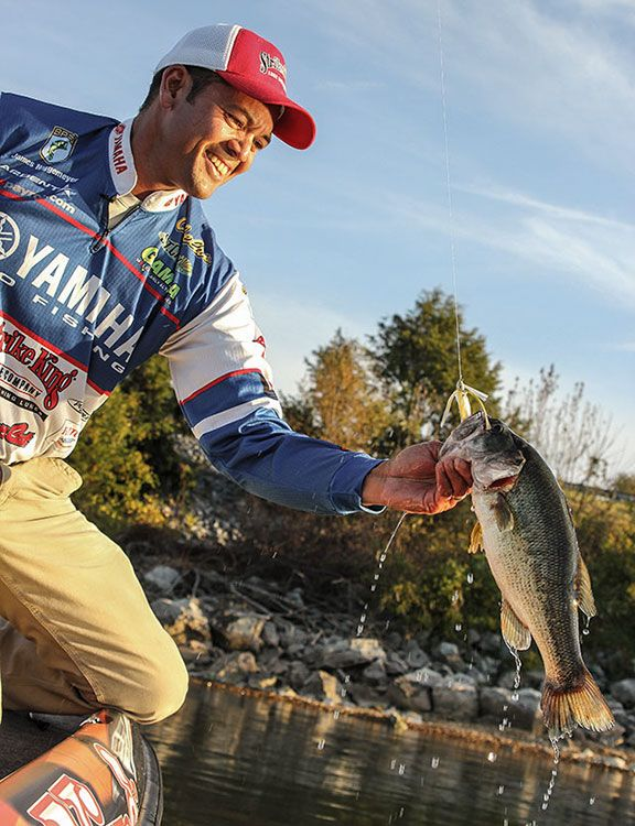 Some Bass Fishing Techniques Still Excite Us Year After When That Certain Bite Is