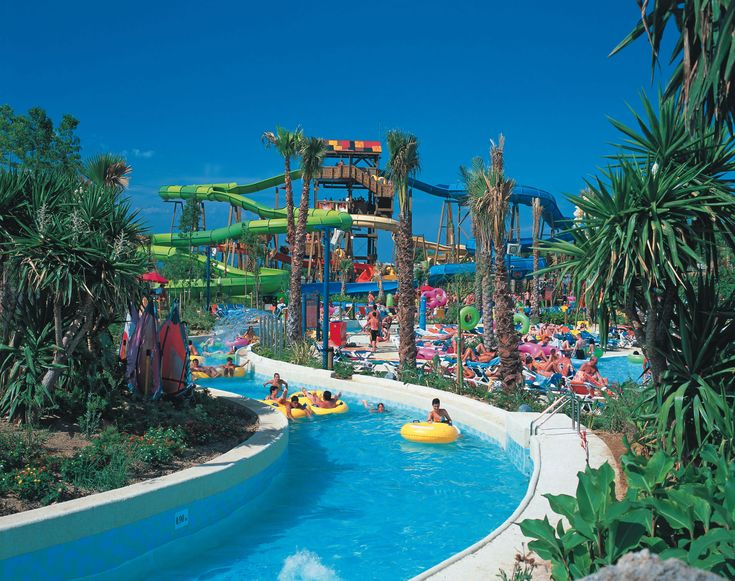 You Re At The Greatest Water Park Ever Describe What