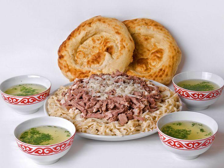 Kyrgyzstan Traditional Food Recipes