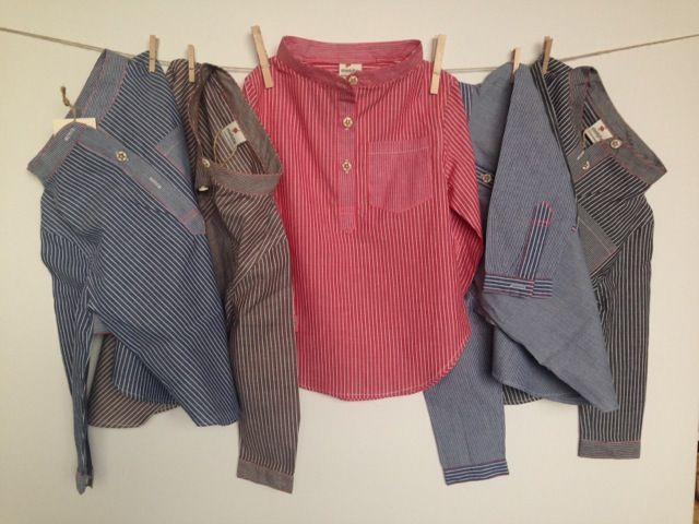 meijile shirts in so many different colours