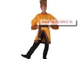 Disfraz de cosaco ruso. Más en www.martinfloressl.es