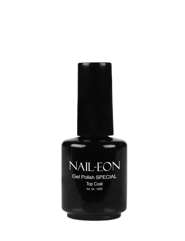 NAIL-EON LED/UV gel πολωνική ειδική κορυφαίο παλτό 15 ml Τζελ LED