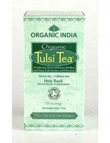 Indisches Basilikum, hierzulande häufig als Tulsi-Tee bekannt, wirkt auf den Körper beruhigend und ausgleichend.