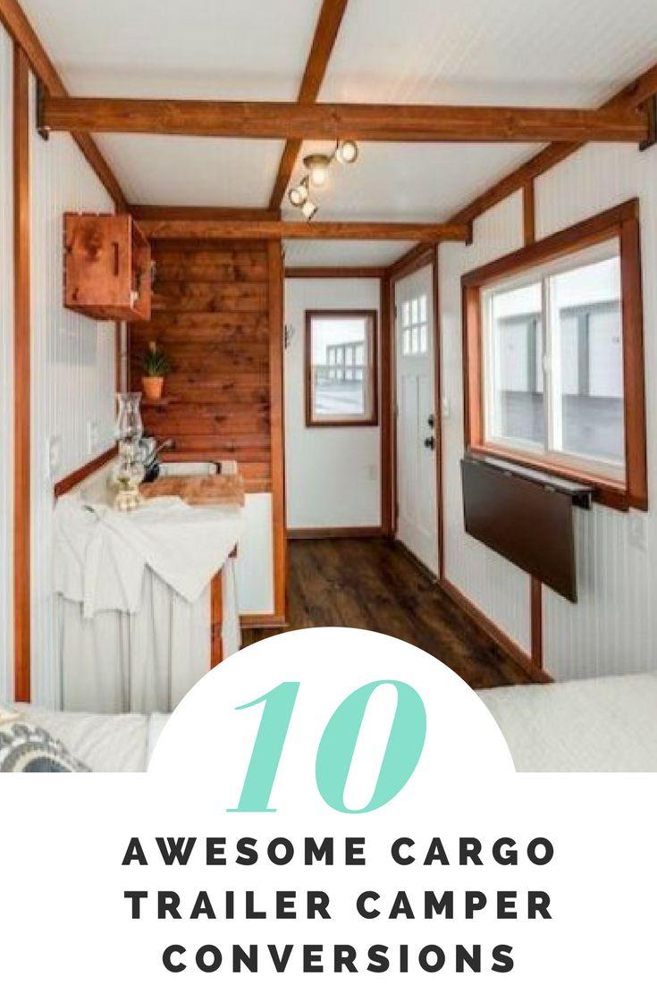The 25 best Cargo trailer conversion ideas on Pinterest Cargo