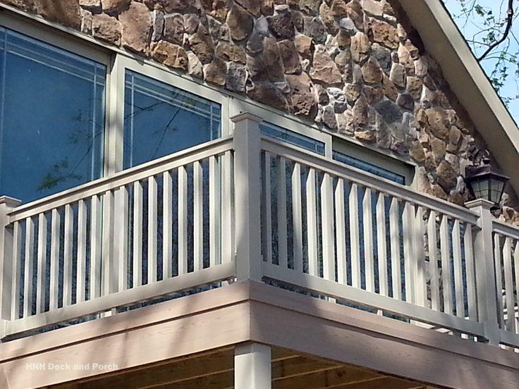 29 best images about hnh deck railings on pinterest vinyls wood railing and atlantis. Black Bedroom Furniture Sets. Home Design Ideas