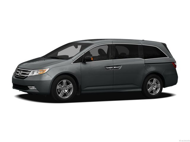 A Few Reasons Why the 2012 Honda Odyssey is a Great Family Car