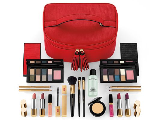 Enter to Win this Elizabeth Arden Holiday Set! Giveaway Period: Entries will be accepted online weekly starting at 12:00pm on Friday and ending at 11:59am the following Friday. All online entries must be received each Friday by 11:59am EST