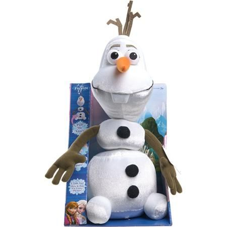 this EXACT Olaf! and yes its for me! Disney Frozen Pull-a-Part Talking Olaf Plush