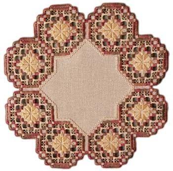 Colorado Carol Design (Hardanger embroidery) - Beautiful design by Colorado Carol Designs.
