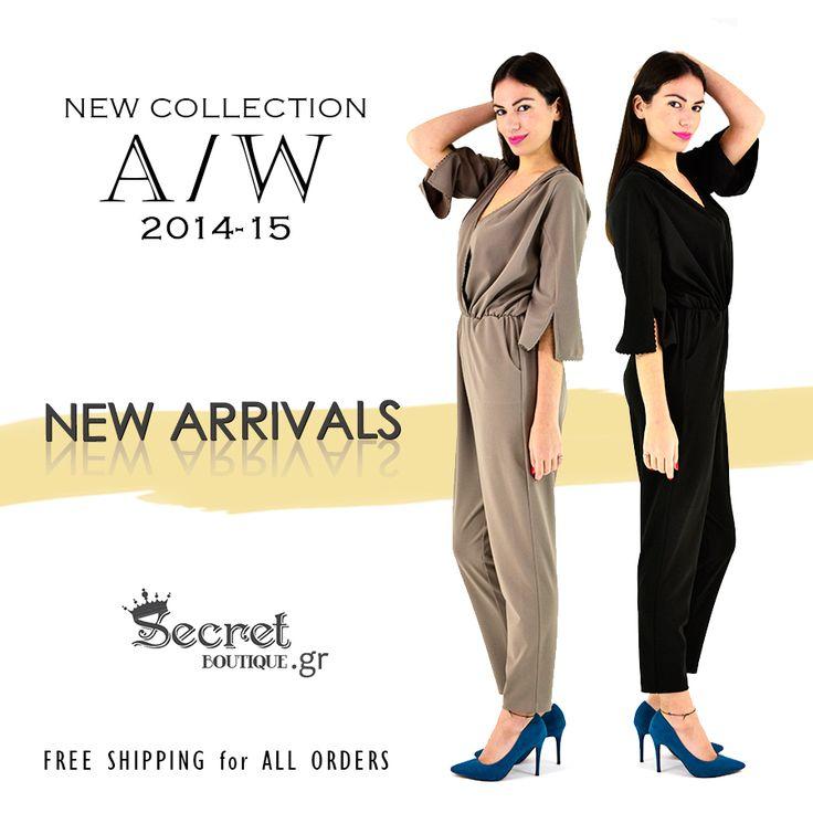 New Arrivals at www.secretboutique.gr !