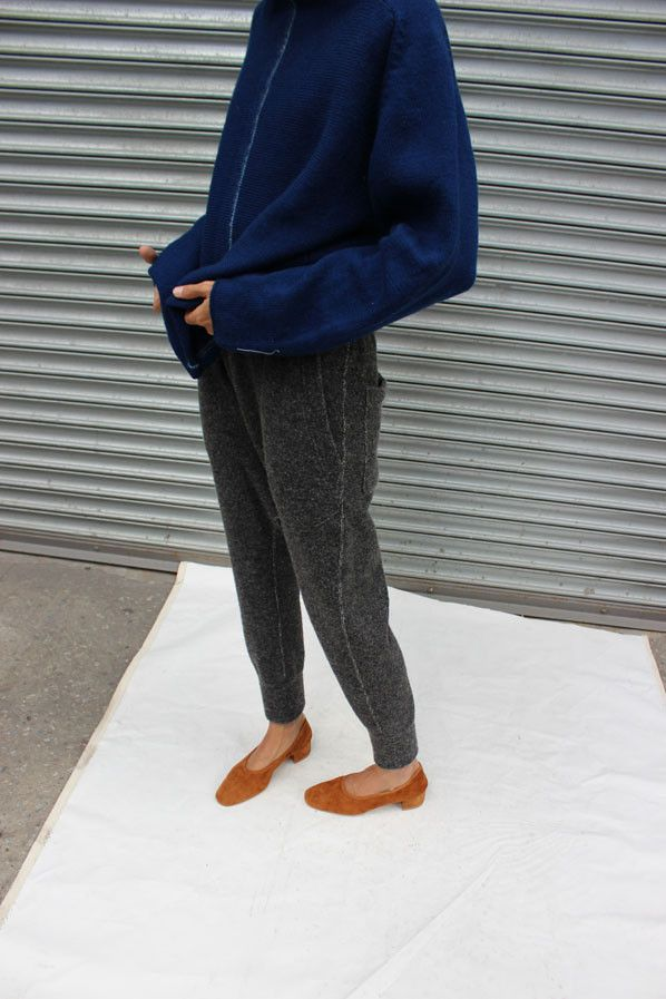 MNZ: Zucca sweatpants, MNZ shoes