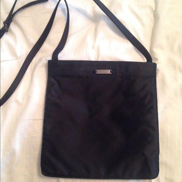 Auth Prada cross body purse | Cross Body Purses, Cross Body and ...