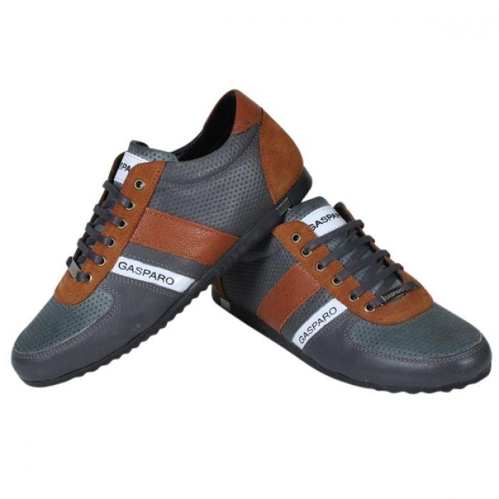 Trendy Italiaanse heren sneakers