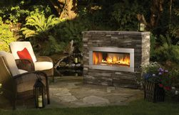 Regency Fireplaces' range of heating appliances will ensure you can enjoy your indoor and outdoor living areas well into the night