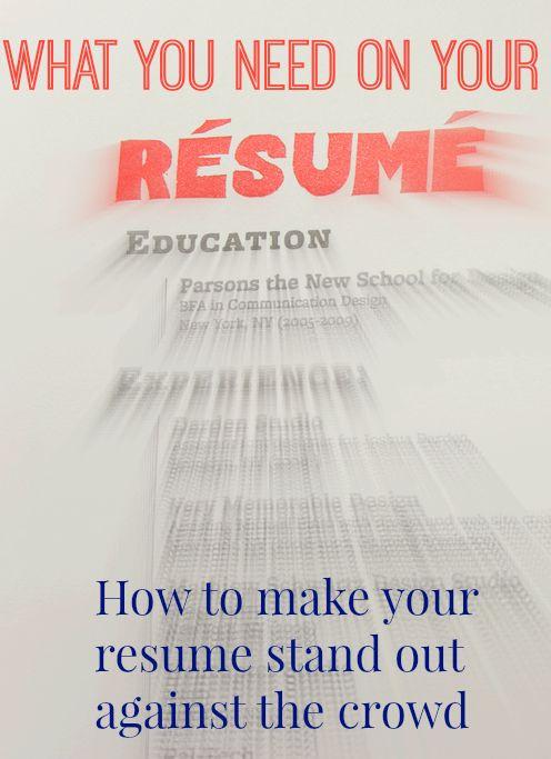 25+ unique Good resume ideas on Pinterest Resume, Resume ideas - examples of good resumes