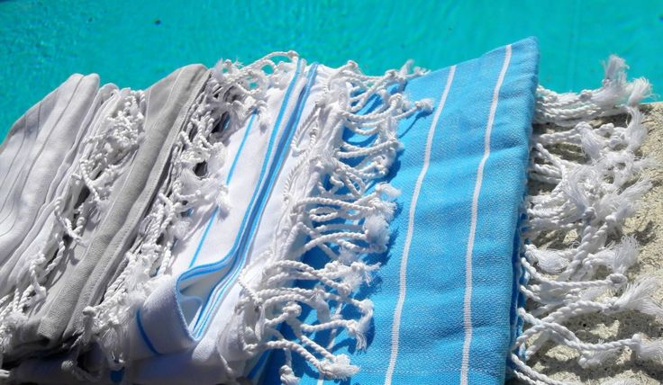 turkish towels by Willa Nord