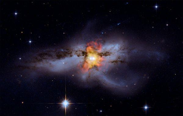 Черные дыры: опасны ли они?